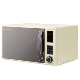 RUSSELL HOBBS  RHM2382CNS Solo Microwave - Cream Reviews