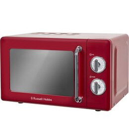 RUSSELL HOBBS  RHRETMM705R Solo Microwave - Red Reviews
