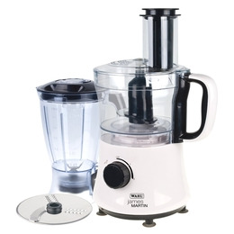 James Martin WAHL ZX835 Food Processor - Black & White Reviews