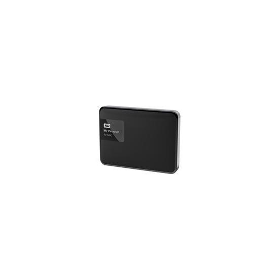My Passport For Mac 1TB Portable Black
