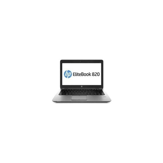 HP EliteBook 820 Core i5-5300U 2.3GHz 4GB 500GB 12.5 Inch Windows 7 Professional Laptop