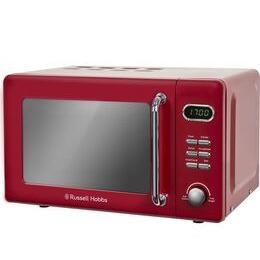 RUSSELL HOBBS  RHRETMD706R Solo Microwave - Red Reviews
