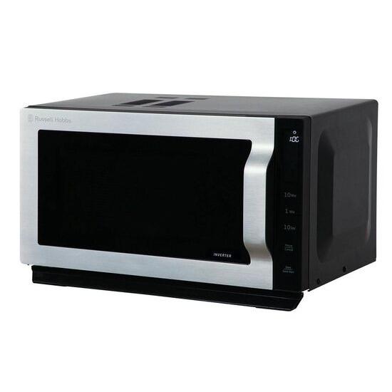 RUSSELL HOBBS  RHVM901 Solo Microwave - Black