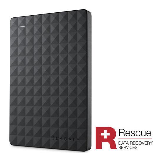 SEAGATE Expansion Portable Hard Drive - 2 TB Black
