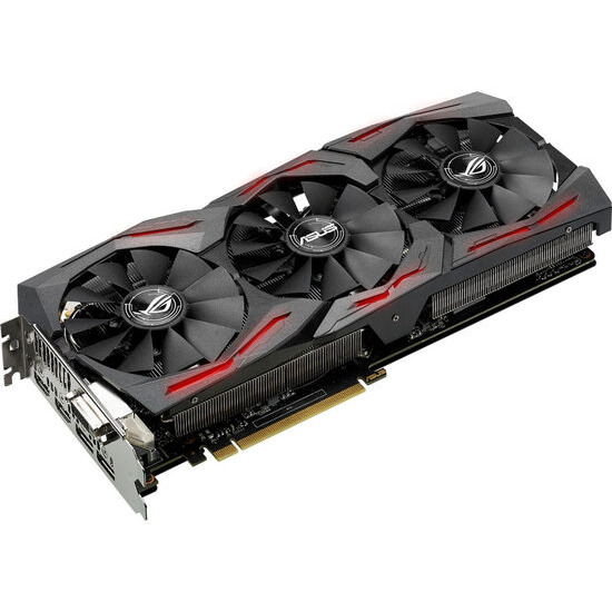 ASUS  STRIX RX 480 Graphics Card