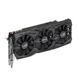 ASUS  ROG STRIX GeForce GTX 1070 Overclocked Graphics Card Reviews