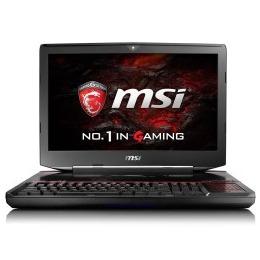 MSI Titan SLI GT83VR 6RF-072UK Core i7-6820HK 32GB 1TB + 512GB SSD Nvidia GeForce GTX 1080 8GB DVD-RW 18.4 Inch Windows 10 Gaming Laptop