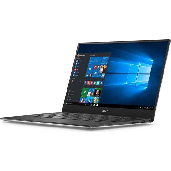 Dell XPS 13 Touchscreen Laptop Silver