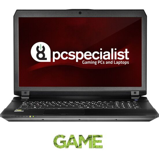PC SPECIALIST Defiance III RS17-X 17.3 Gaming Laptop Black