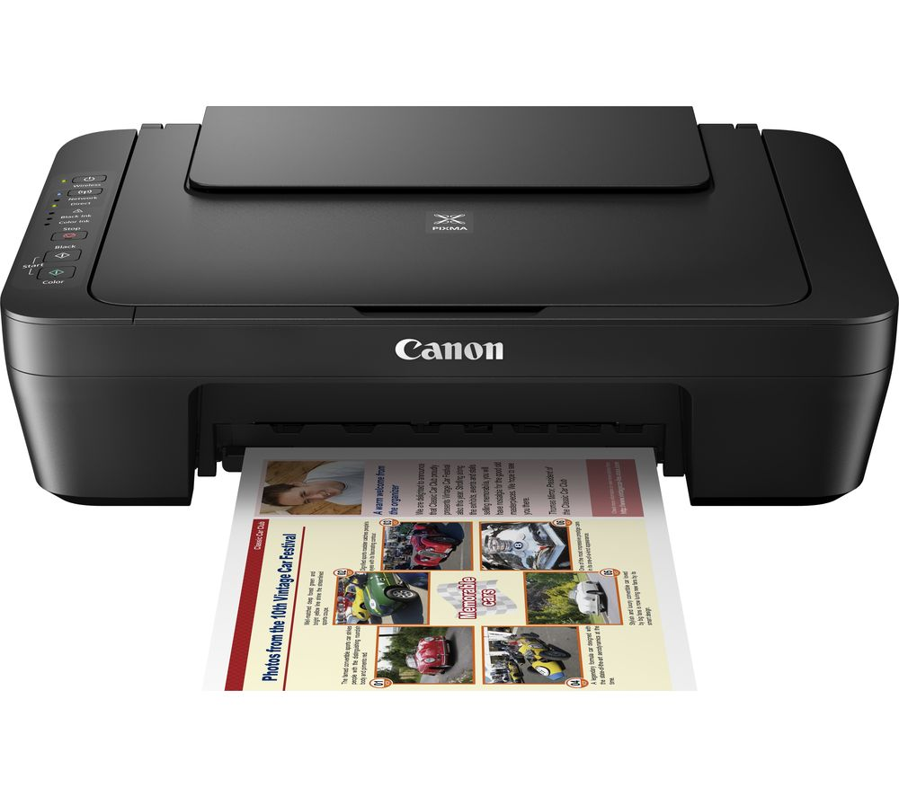85b7a15436d4 CANON PIXMA MG3050 All-in-One Wireless Inkjet Printer reviews  printer