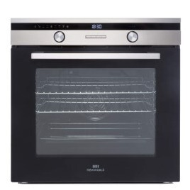 New World 444444185 Design Suite 60MF 9 Function Electric Single Oven Stainless Steel Reviews