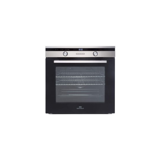 New World 444444185 Design Suite 60MF 9 Function Electric Single Oven Stainless Steel