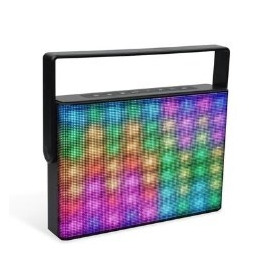 ELECtriQ Portable Bluetooth Speaker with Light Feature Reviews