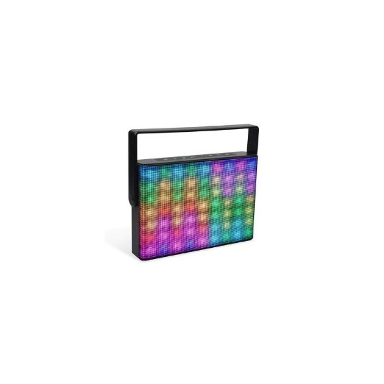 ELECtriQ Portable Bluetooth Speaker with Light Feature