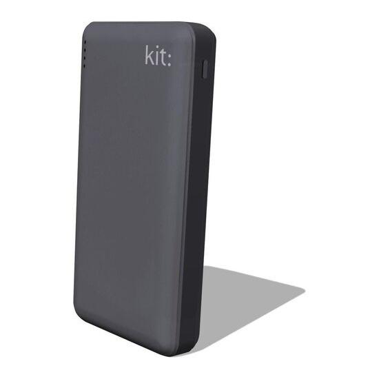 KIT  FRESH Portable Power Bank - Grey