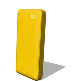 KIT  FRESH Portable Power Bank - Yellow Reviews