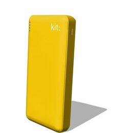KIT  FRESH Portable Power Bank - Yellow Reviews