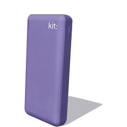 KIT  FRESH Portable Power Bank - Purple Reviews