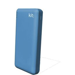 KIT  FRESH Portable Power Bank - Blue Reviews