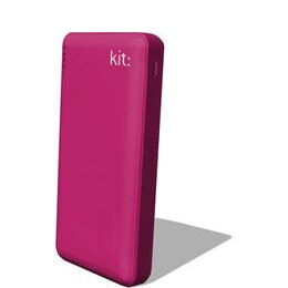KIT  FRESH Portable Power Bank - Pink Reviews
