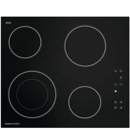 RANGEMASTER RM60HPECGL Electric Ceramic Hob - Black Reviews