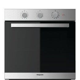 HOTPOINT  SA3330HIX Electric Oven - Stainless Steel Reviews