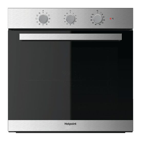 HOTPOINT  SA3330HIX Electric Oven - Stainless Steel
