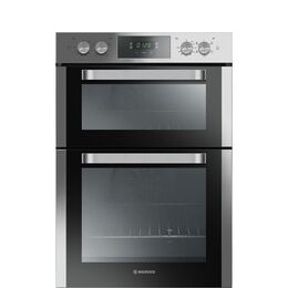 Hoover HO9D337IN Electric Double Oven Stainless Steel Reviews
