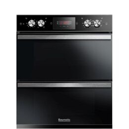 BAUMATIC BODM754B Electric Double Oven Reviews