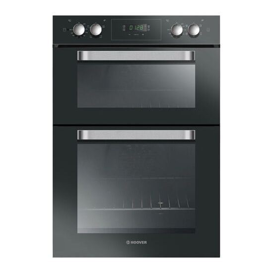 HOOVER  HO9D327PNI Electric Double Oven - Black