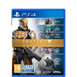 PLAYSTATION 4  Destiny: The Collection Reviews