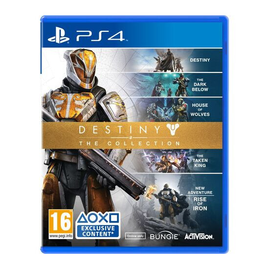 PLAYSTATION 4  Destiny: The Collection