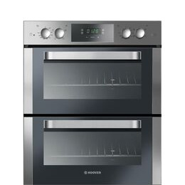 HOOVER  HO7D3120IN Electric Built-under Double Oven - Stainless Steel Reviews