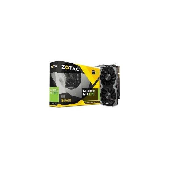 Zotac GeForce GTX 1070 8GB GDDR5 Mini Graphics Card