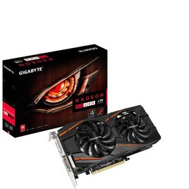 Gigabyte Radeon RX 480 WINDFORCE 4GB GDDR5 Graphics Card GV-RX480WF2-4GD Reviews