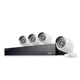 Samsung SDH-B74041 1TB 8Ch 4 cam 1080p HD All In One CCTV Kit Reviews