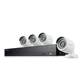 Samsung SDH-B74041 1TB 8Ch 4 cam 1080p HD All In One CCTV Kit Reviews