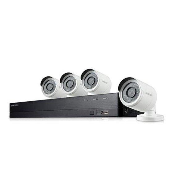 Samsung SDH-B74041 1TB 8Ch 4 cam 1080p HD All In One CCTV Kit
