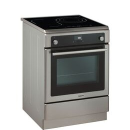 Hotpoint Ultima DUI611PX 60 cm Electric Induction Cooker Stainless Steel Reviews