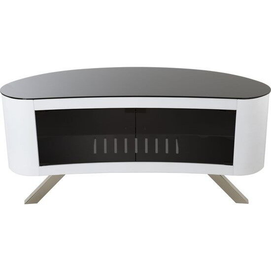 AVF  Bay 1150 TV Stand - White