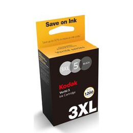 KODAK  Verite #5 3XL Black Ink Cartridge Reviews