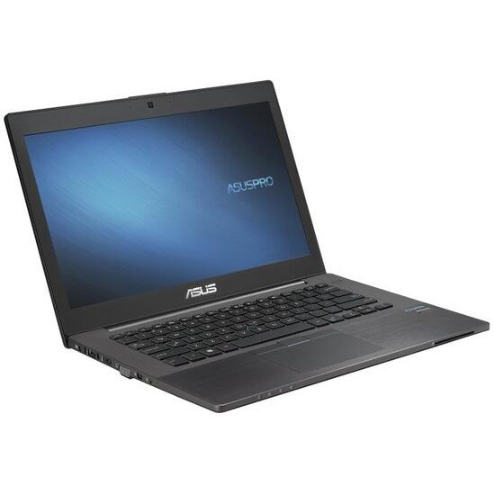 Asus AsusPRO B8430U Laptop Intel Core i7-6600U 2.6GHz 8GB RAM 256GB SSD 14 FHD No-DVD Intel HD WIFI Webcam Bluetooth Windows 7 / 10 Pro