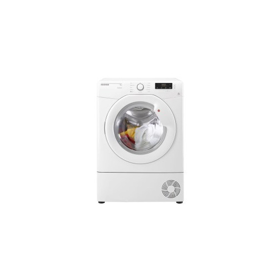 Hoover LLCD91B80 Vision HD 9kg Freestanding Condenser Tumble Dryer