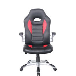 ALPHASON  Talladega Gaming Chair - Black & Red Reviews