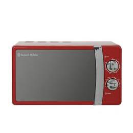 RUSSELL HOBBS  RHMM701R Solo Microwave Reviews