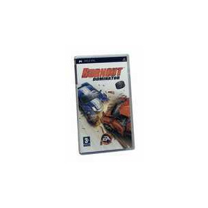 Photo of Burnout Dominator PSP Video Game