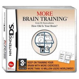 More Brain Training from Dr Kawashima (DS) Reviews