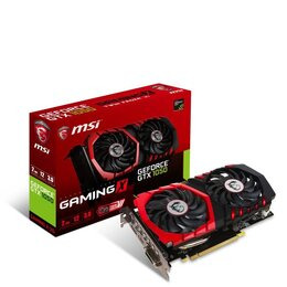 MSI GeForce GTX 1050 GAMING X 2GB GDDR5 Graphics Card GTX 1050 GAMING X 2G Reviews