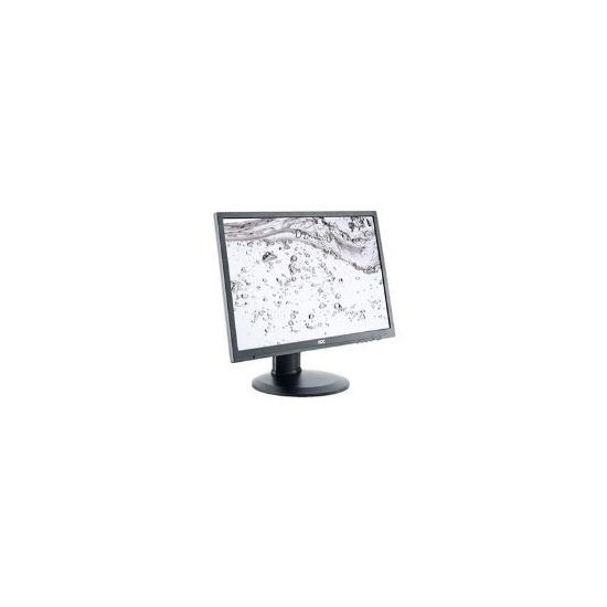 AOC Pro-line M2060PWQ 20 1920x1080 16_9 5ms VGA DP Speakers Monitor
