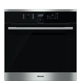 MIELE  H2566BP Electric Oven - Stainless Steel Reviews
